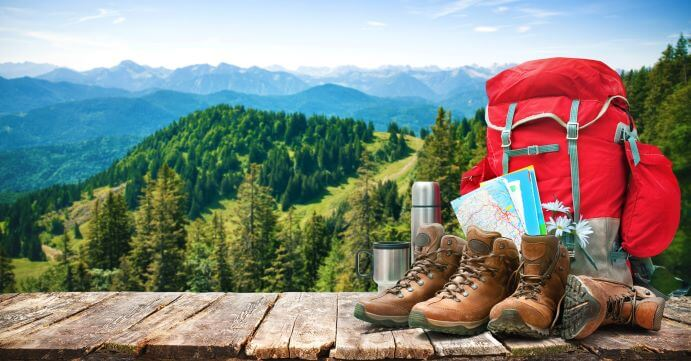 The Ultimate Backpacking Guide on Men's Fashion
