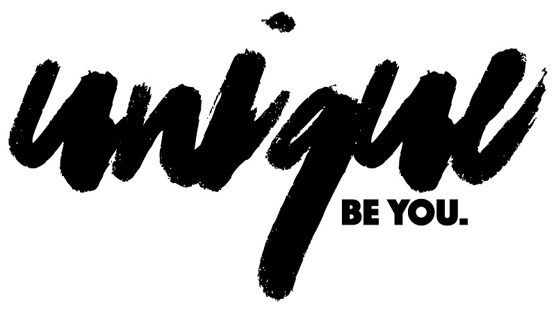 Unique Be You Logo
