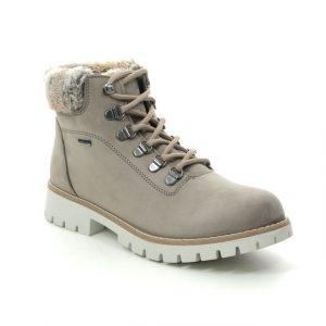 imac rocket 37 tex beige ankle boots