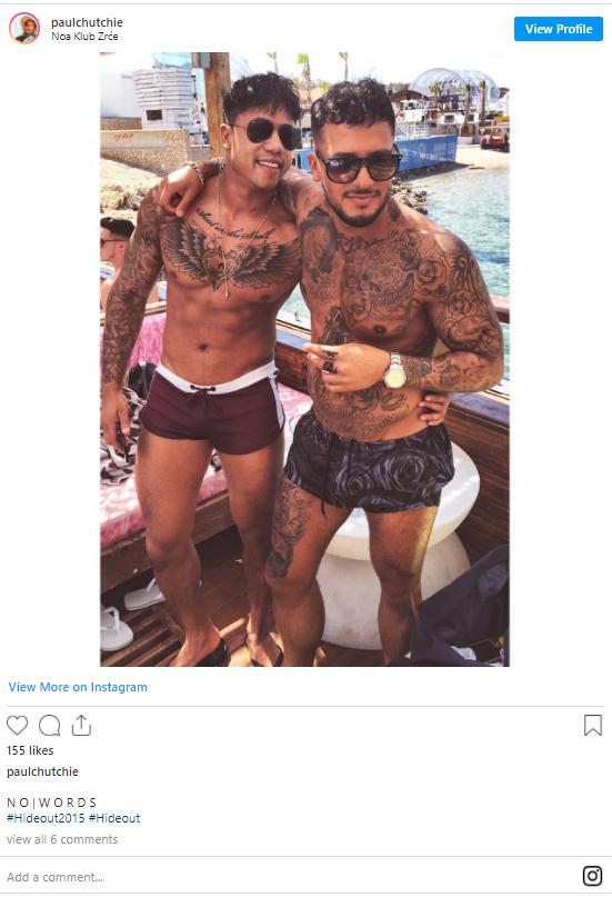 Hutchie Instagram