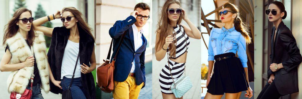 lifestyle fashion model