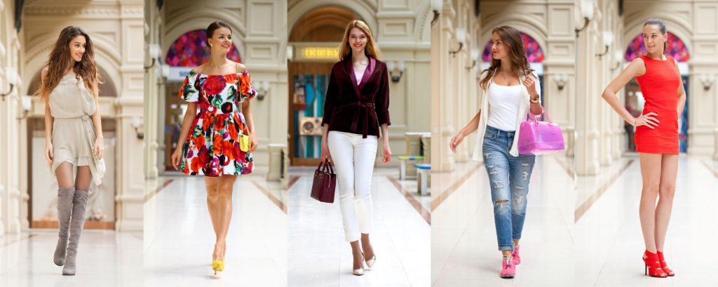 become a fashion model