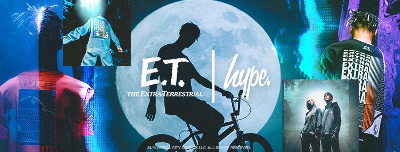 hype x ET