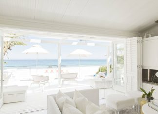 redecorating your living room for summer