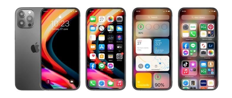 the iphone 13 one of the Most Fashionable Smartphones of 2021