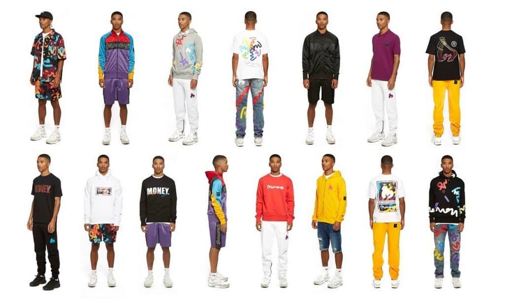 money clothing styles 1