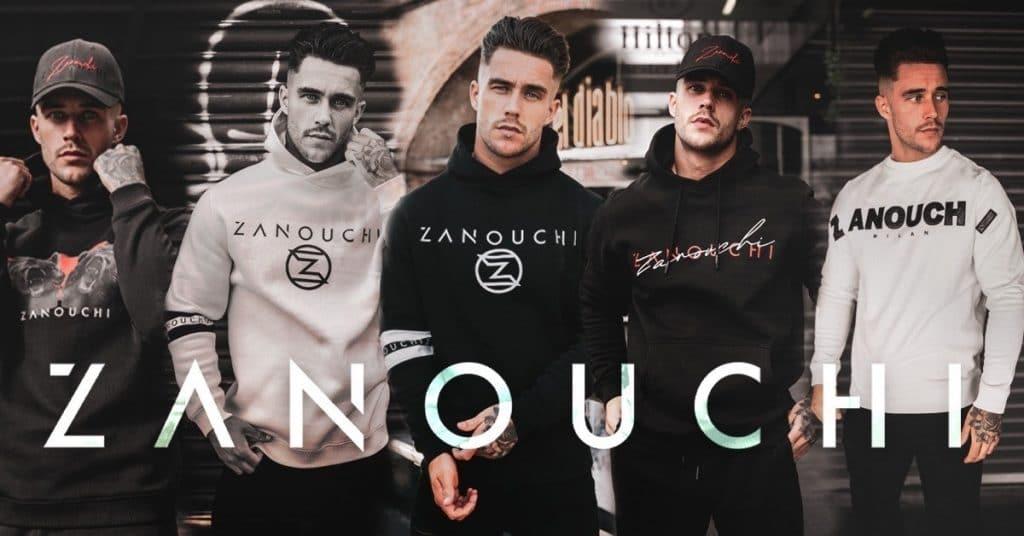 zanouchi clothing